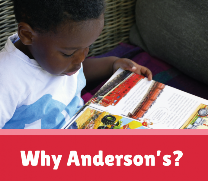 Why Anderson's?